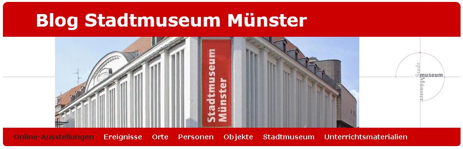 Münster 1945 - 75 Jahre Ende Zweiter Weltkrieg - Online-Blog des Stadtmuseums Münster