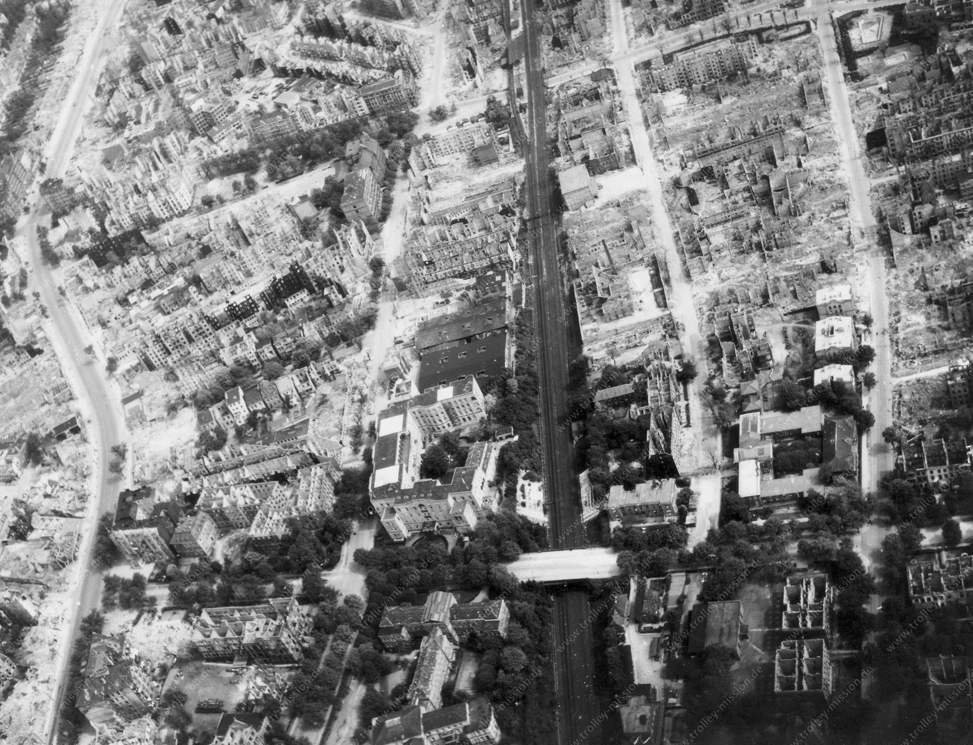 Hamburg Luftbild Marienkrankenhaus im Stadtteil Hohenfelde