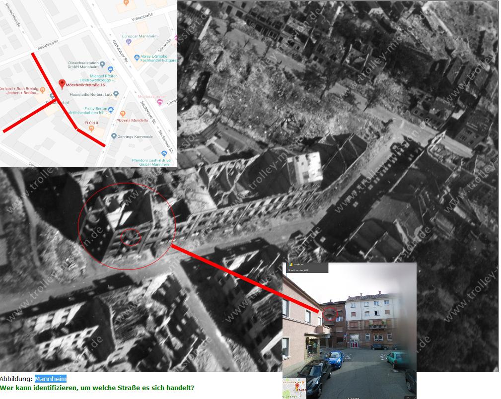 Vergleichsbild aus Google Street View