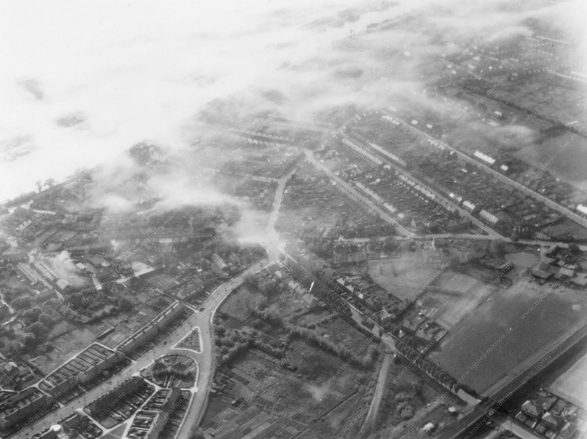 Luftbild Great Yarmouth - Harfrey's Road und Suffolk Road (Großbritannien)