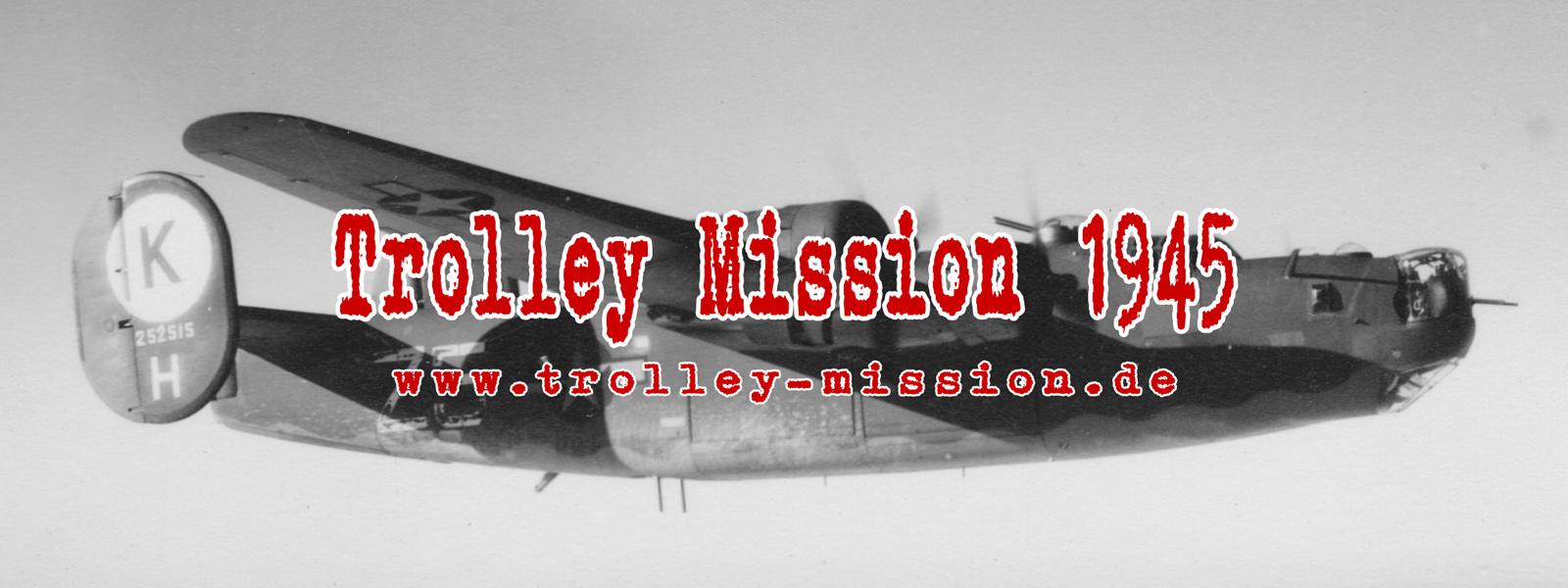 Trolley Mission 1945: Luchtfoto's van België en Nederland uit de Tweede Wereldoorlog